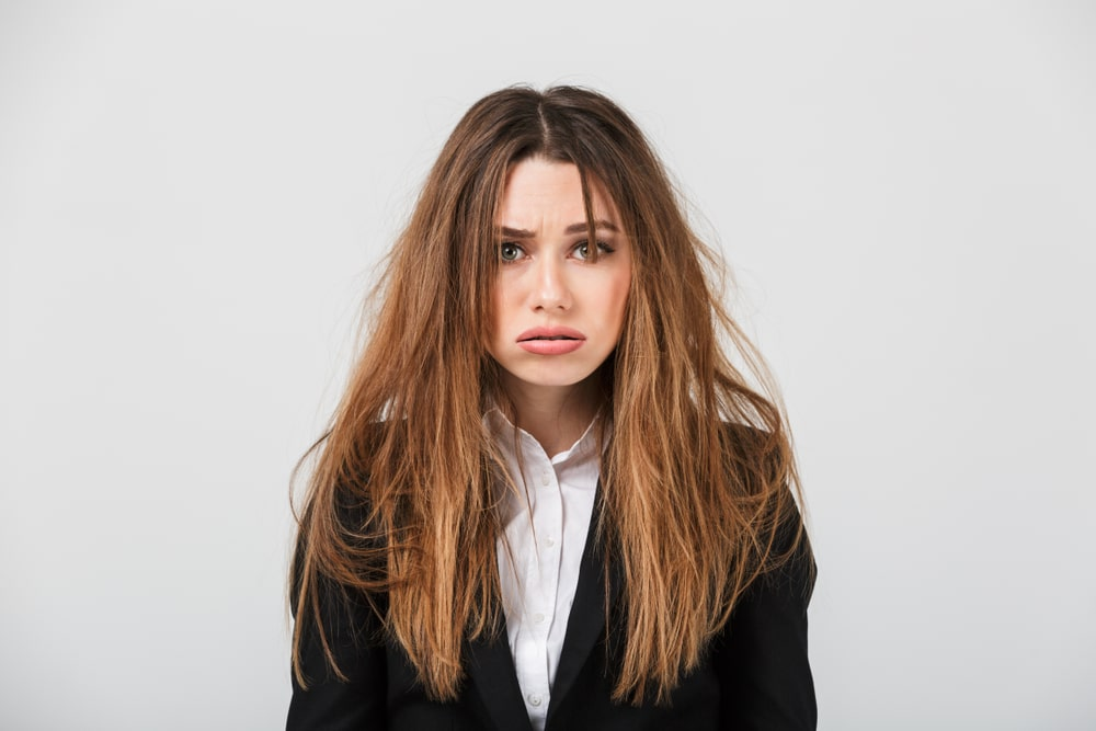 The Biggest Enemy of Healthy Hair Stress