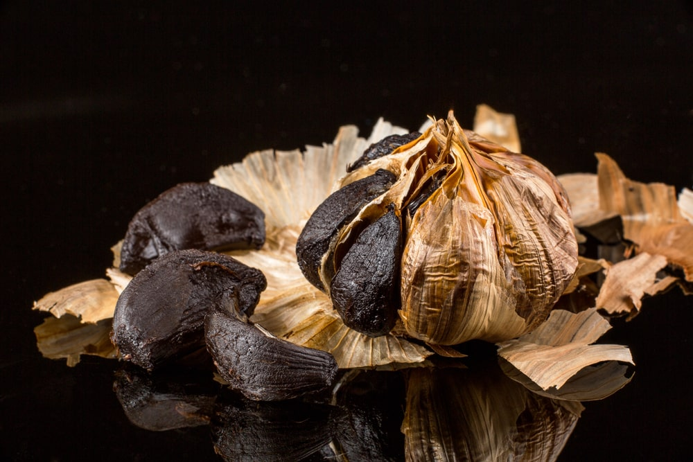 What are the Benefits of Black Garlic for Hair